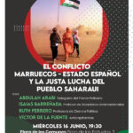 Acto sobre el conflicto del Sahara