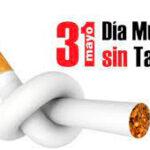Ayer  fue el 'Día Mundial sin Tabaco'