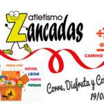 Club Atletismo Zancadas realiza el camino de Uclés en relevos