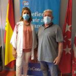 Antonio Sanz, quien fuera candidato de Vox, ingresa en el PP de Rivas