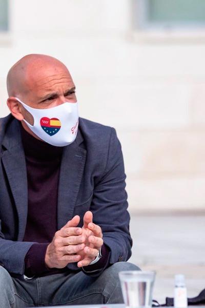 Entrevista a  Bernardo González, exportavoz de Ciudadanos