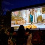 Cine de verano en Rivas: noches de película