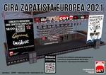Concierto de bienvenida Gira Zapatista Europea 2021 en Rivas