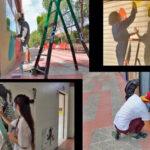 Conoce los proyectos seleccionados en el IX Concurso de Intervenciones Artísticas de Calle 2021