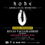 Aplazada la venta de entradas para el concierto de Robe en Rivas