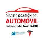 """""""Días de Ocasión del Automóvil en Rivas""""  (del 14 al 24 de octubre )"""