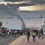 La asistencia a las casetas de las Fiestas de Rivas estará controlada por aforo y requerirá de reserva previa