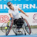 Rivas acoge de nuevo el Open Internacional Fundación ONCE de tenis en silla de ruedas