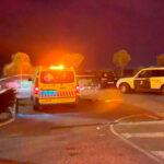 Pelea en las fiestas de Rivas con dos heridos graves