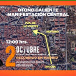 Movilización estatal en Madrid por la defensa de las PENSIONES