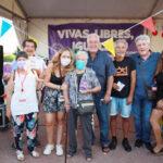 Podemos Rivas entrega los Premios 'Fernando Margüenda y Carmen Ezequiel' a la Militancia