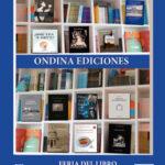 La editorial ripense Ondina, presentará sus novedades en la Feria del Libro local
