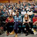 La Universidad de Otoño de Podemos acoge a cerca de 1.000 personas en Rivas