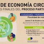 """Última jornada del proceso participativo """"Estrategia de Residuo Cero"""""""