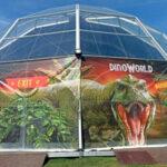 El Centro Comercial H2O presenta la exposición DinoWorld
