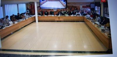 Celebrado el pleno municipal ordinario de Rivas del mes de septiembre